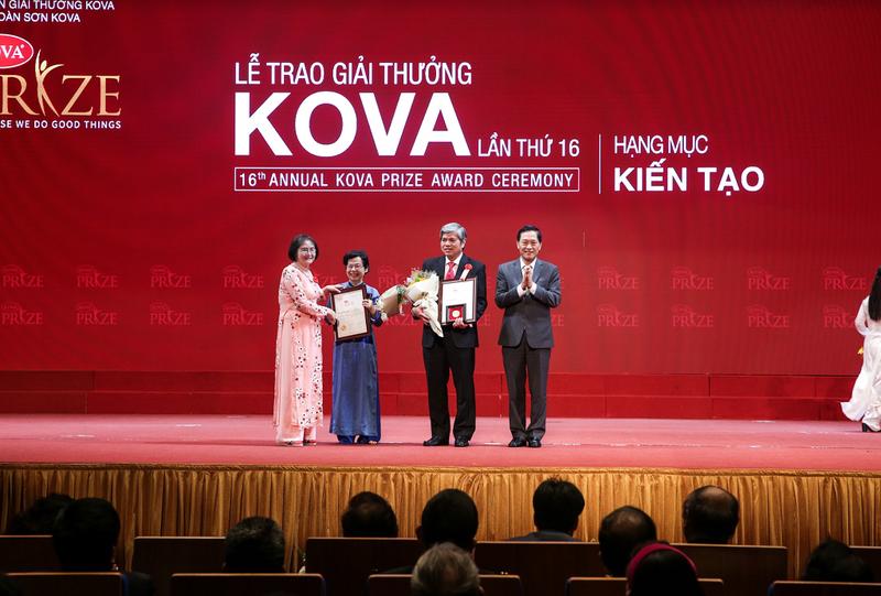 Nhiều công trình ý nghĩa được vinh danh ở giải thưởng KOVA 16 - ảnh 3
