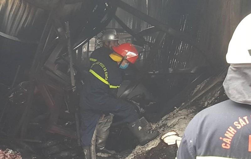 Công an thông tin vụ cháy khiến 8 người chết và mất tích - ảnh 2