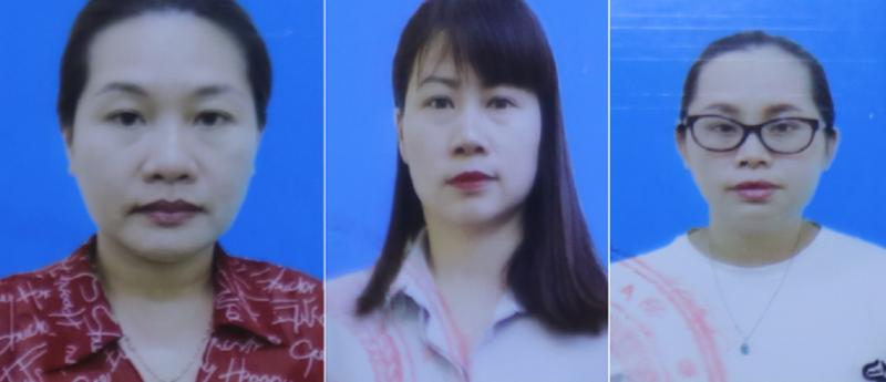 Bắt giam thêm 3 nữ giáo viên vụ gian lận điểm ở Hòa Bình - ảnh 1