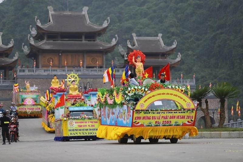 300 người phải cấp cứu trong ngày đầu Đại lễ Phật đản  - ảnh 1