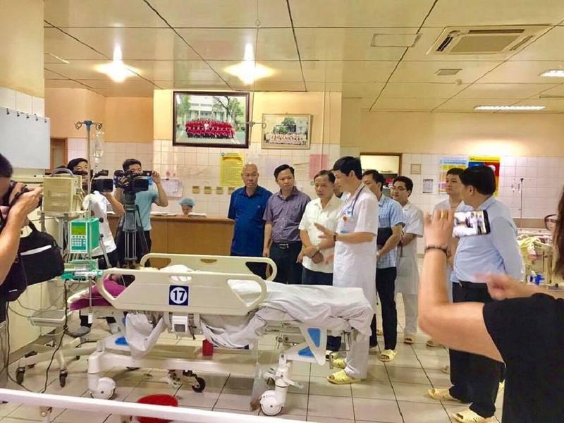 Thông tin mới vụ tai nạn thảm khốc 3 người chết ở Hòa Bình - ảnh 1
