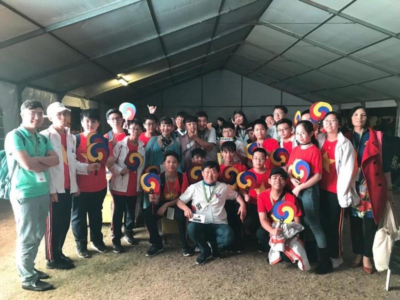 Đoàn Toán học trẻ Việt Nam lọt top 5 đội mạnh nhất thế giới - ảnh 1