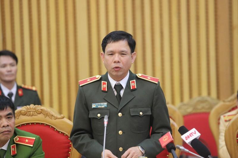 2 trung tá CSGT Đồng Nai 'bảo kê' 16 xe vi phạm - ảnh 1