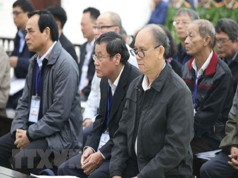 Cựu chủ tịch Đà Nẵng: Ký chỉ để hoàn thành thủ tục - ảnh 1