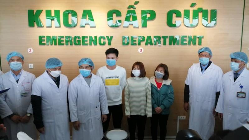 Việt Nam có thêm 3 bệnh nhân Corona xuất viện - ảnh 2
