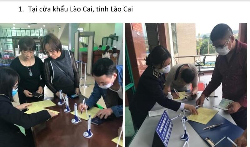 COVID-19: Buộc khai báo y tế với khách đến từ Campuchia và EU - ảnh 1
