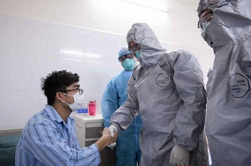 Thêm 11 bệnh nhân COVID-19 tại Việt Nam được điều trị khỏi - ảnh 1