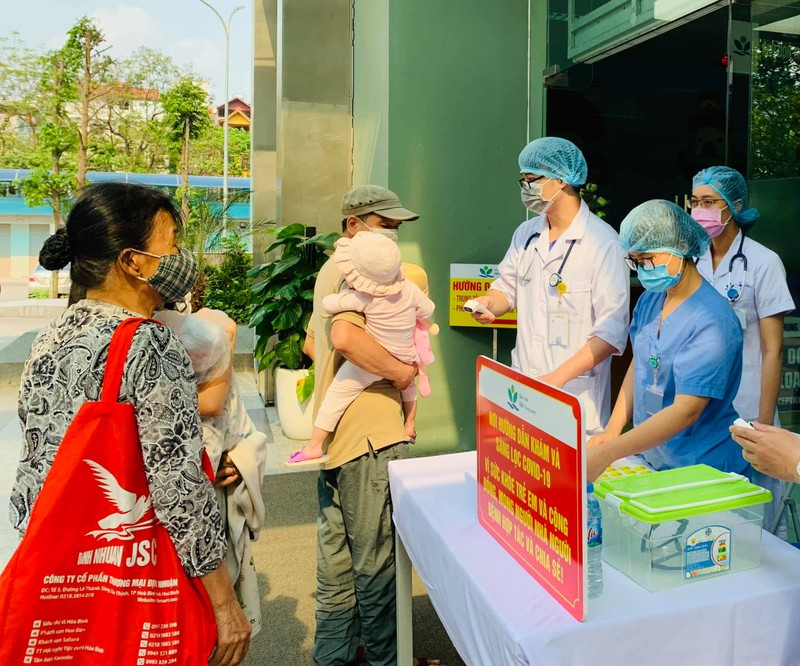 Thực hư Bệnh viện Phụ sản Hà Nội bị phong tỏa do COVID-19 - ảnh 1