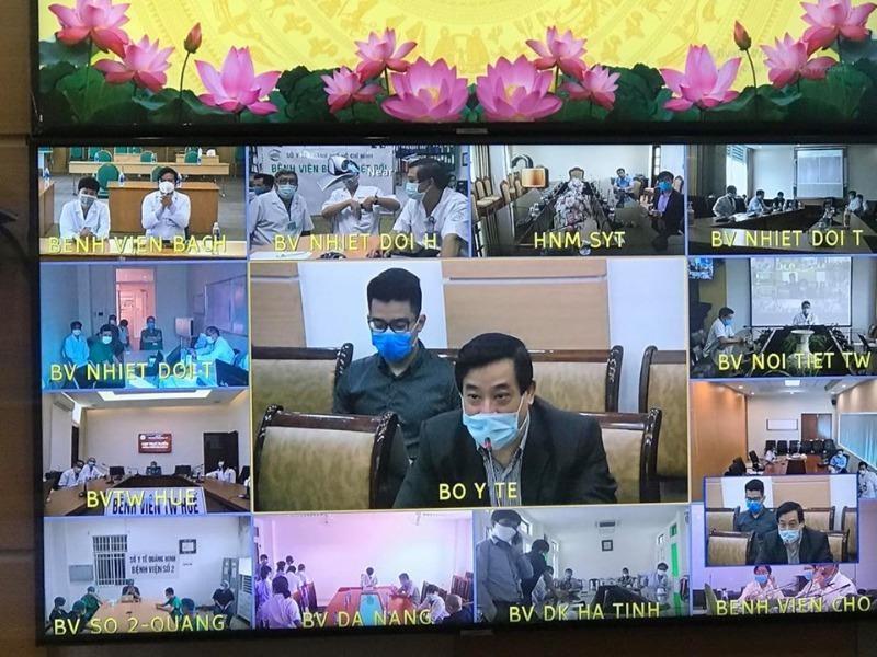 Dịch COVID-19 ngày 11-4: Không loại trừ bệnh nhân nặng tử vong - ảnh 1