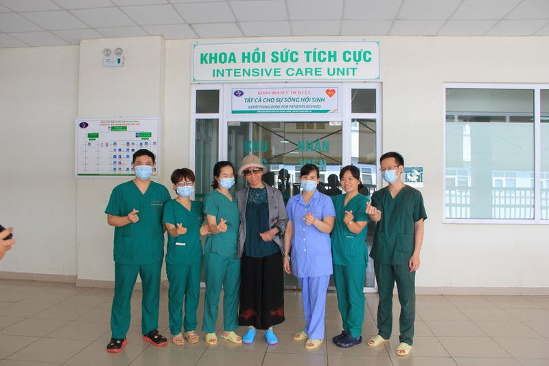 Hành trình 80 ngày giành giật sự sống cho bệnh nhân COVID-19  - ảnh 1