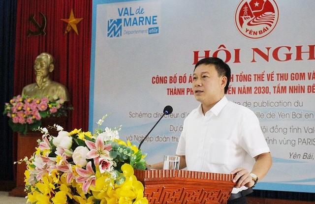 Chủ tịch UBND thành phố Yên Bái qua đời do mắc bệnh hiểm nghèo - ảnh 1