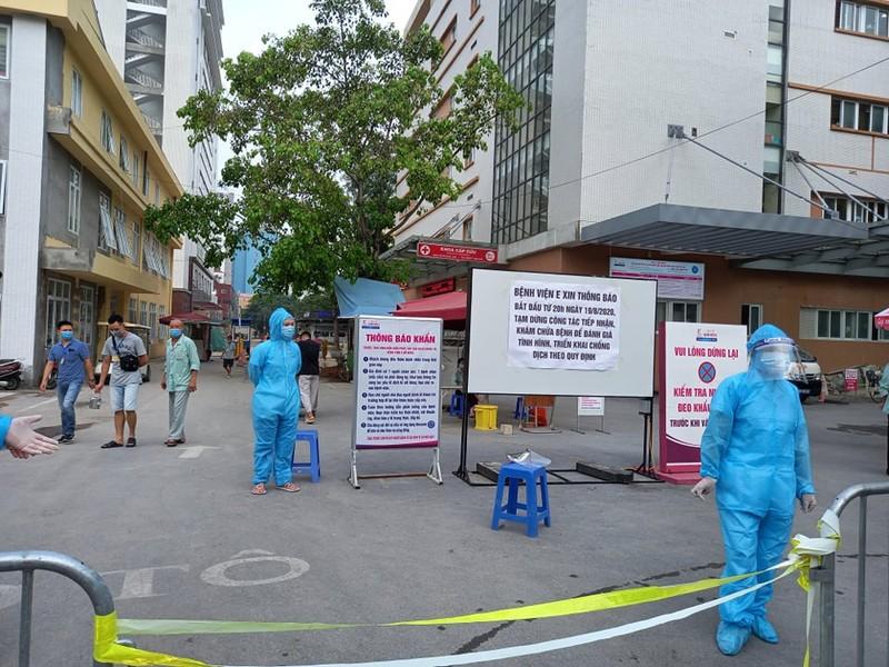 Bệnh viện C Đà Nẵng đủ năng lực xét nghiệm COVID-19 - ảnh 1