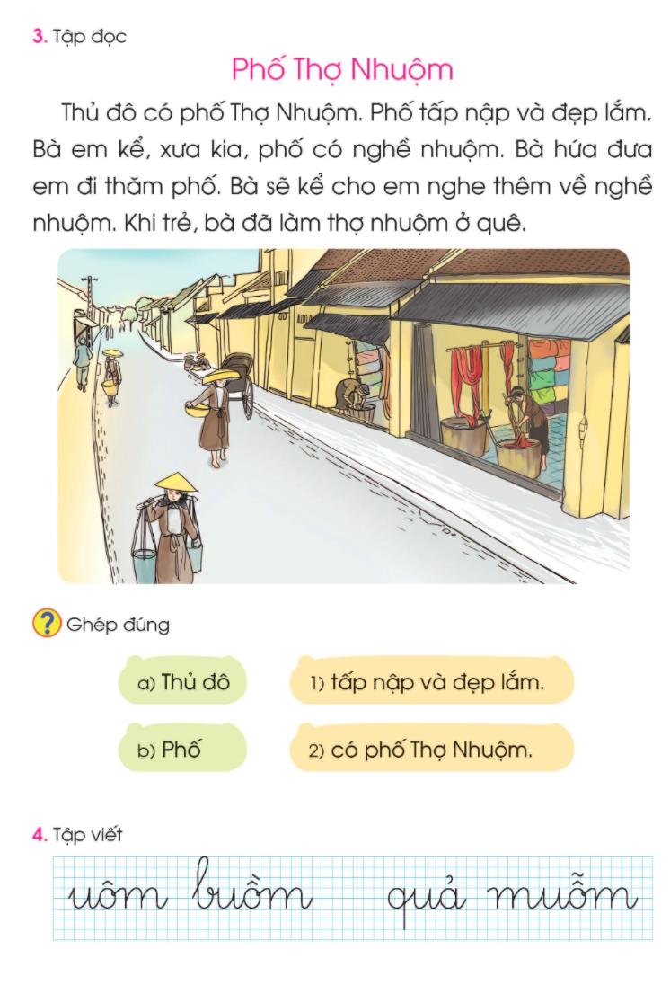 Công bố dự thảo tài liệu chỉnh sửa SGK Tiếng Việt 1 Cánh diều - ảnh 3