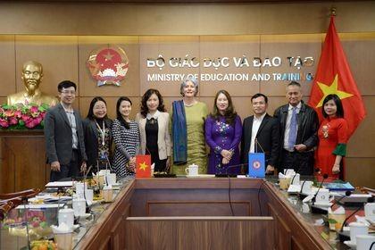 Việt Nam đứng đầu Đông Nam Á về đánh giá học tập HS tiểu học - ảnh 1