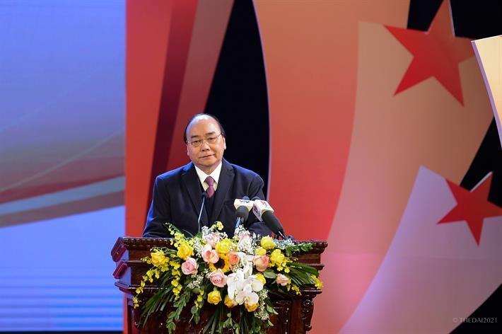 Thủ tướng: 'Học sinh xuất sắc góp phần làm rạng danh đất nước' - ảnh 1