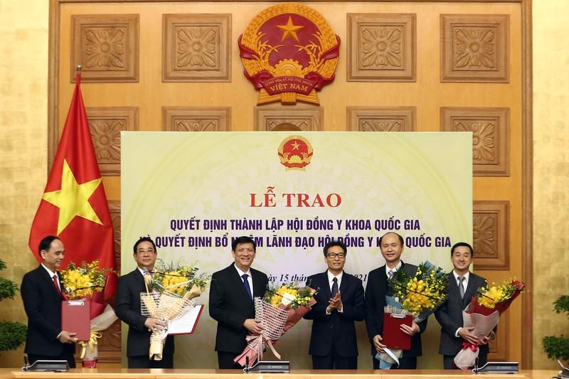 Ra mắt Hội đồng y khoa quốc gia đầu tiên của Việt Nam - ảnh 1