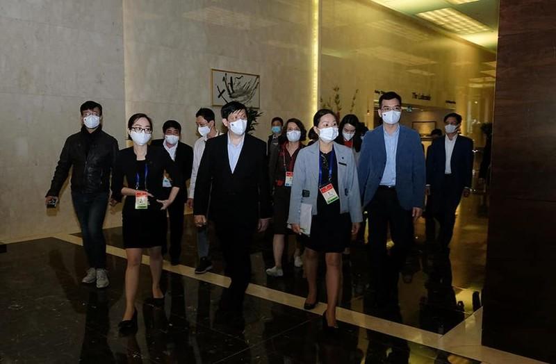 Y tế phục vụ Đại hội Đảng đặt cảnh báo ở mức độ rất cao - ảnh 2