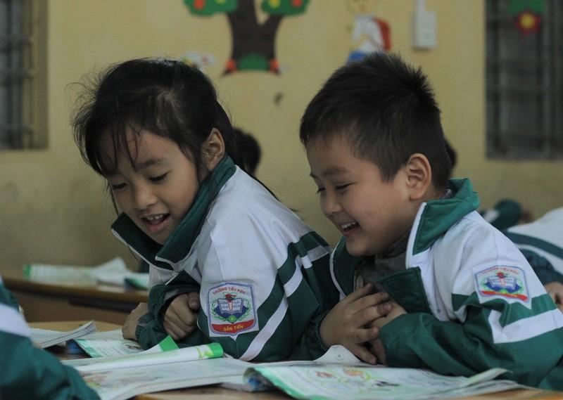 Giáo viên năng động, học sinh tự tin khi học chương trình mới - ảnh 1