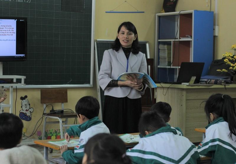 Giáo viên năng động, học sinh tự tin khi học chương trình mới - ảnh 2