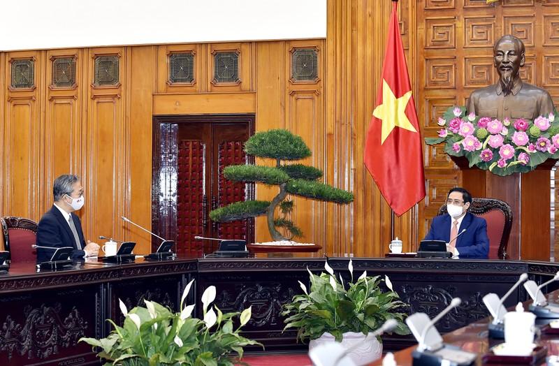 Nhật Bản hỗ trợ Việt Nam 1 triệu liều vaccine phòng COVID-19 - ảnh 1