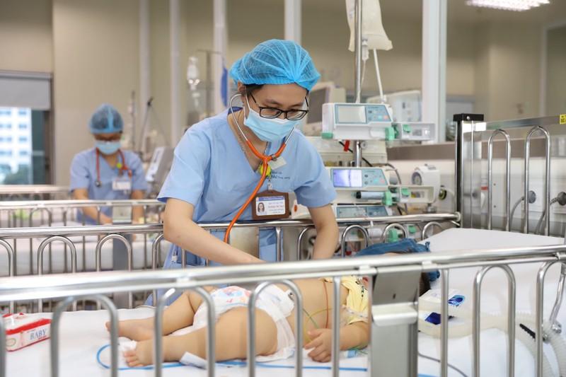 Nhiều trẻ bị nhiễm khuẩn huyết đến nguy kịch do chủ quan với mụn nhọt - ảnh 1