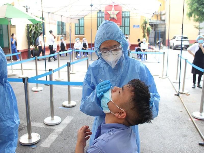 Hà Tĩnh, Hưng Yên, Nam Định ghi nhận ca COVID-19 về từ Bệnh viện Việt Đức - ảnh 1