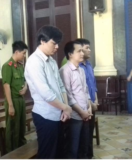 Ba nhân viên bệnh viện Nhi Đồng 1 tham ô lãnh án  - ảnh 1