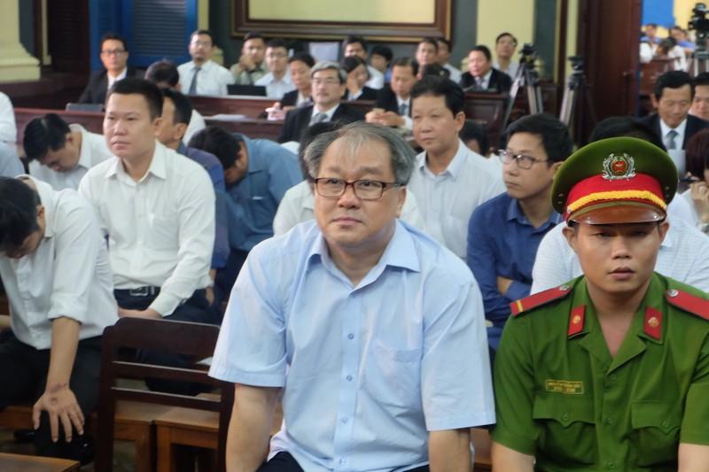 Đang xét xử phúc thẩm vụ 'đại án' 9.000 tỉ đồng - ảnh 5