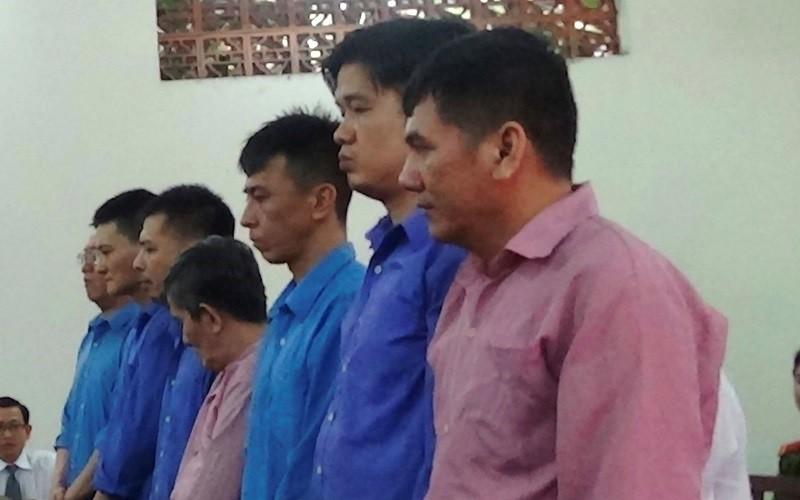 Tuyên án 3 người Đài Loan lừa đảo 7 tỉ trong 1 tháng - ảnh 1