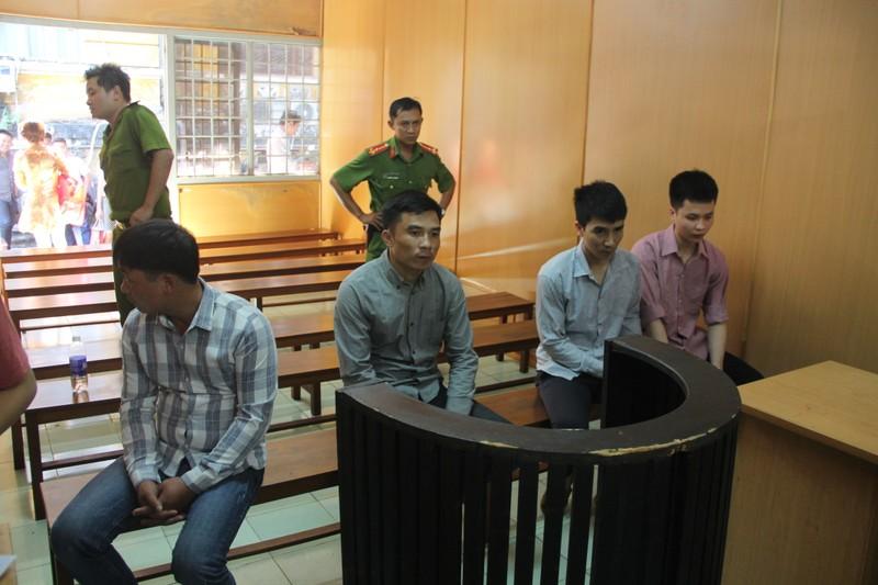 Lừa đảo từ Trung Quốc, 4 người Việt lãnh án - ảnh 1