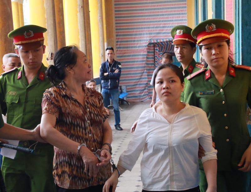 nữ tử tù muốn hiến xác