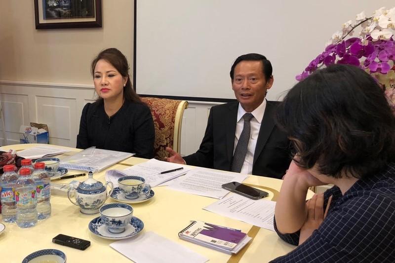 Vì sao bà Chu Thị Bình không kiện Eximbank? - ảnh 2