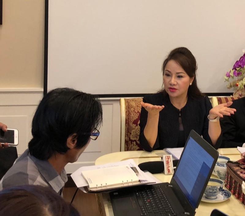 Vì sao bà Chu Thị Bình không kiện Eximbank? - ảnh 1