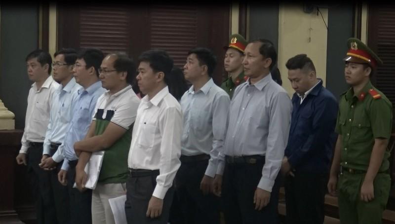 Vụ Navibank: Tòa tuyên mức án cao nhất là 13 năm tù