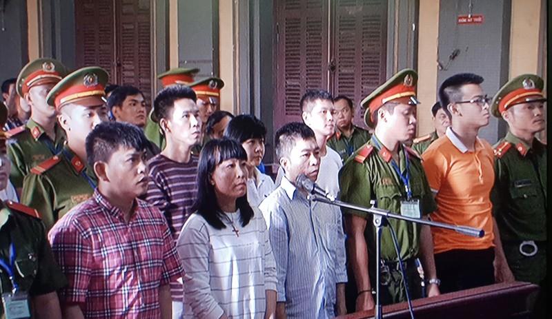 Bị cáo nhóm khủng bố sân bay Tân Sơn Nhất kêu oan - ảnh 1