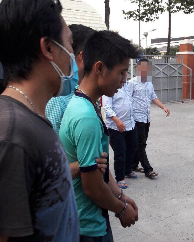 Hung thủ thảm sát 5 người ở Bình Tân chuẩn bị hầu tòa - ảnh 1
