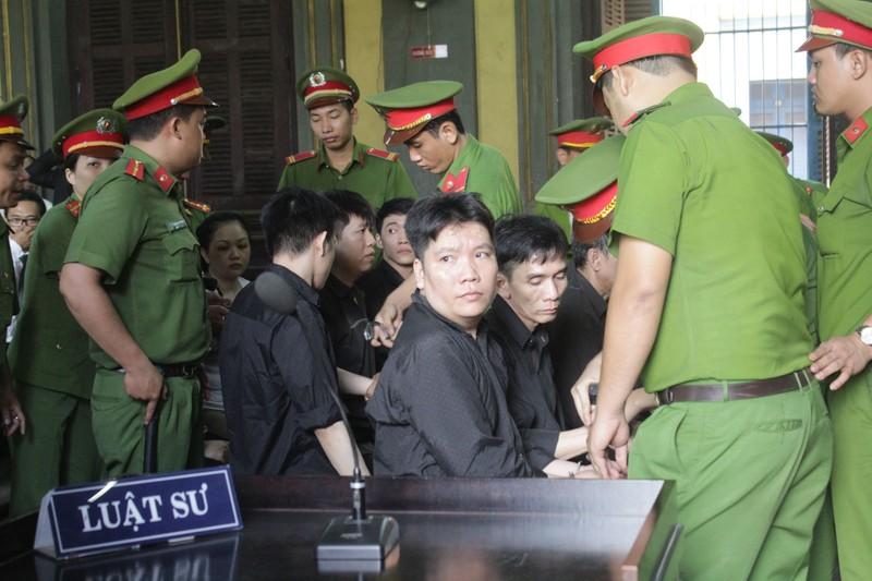 Viện kiểm sát đề nghị 7 án tử hình trong 1 vụ án - ảnh 1