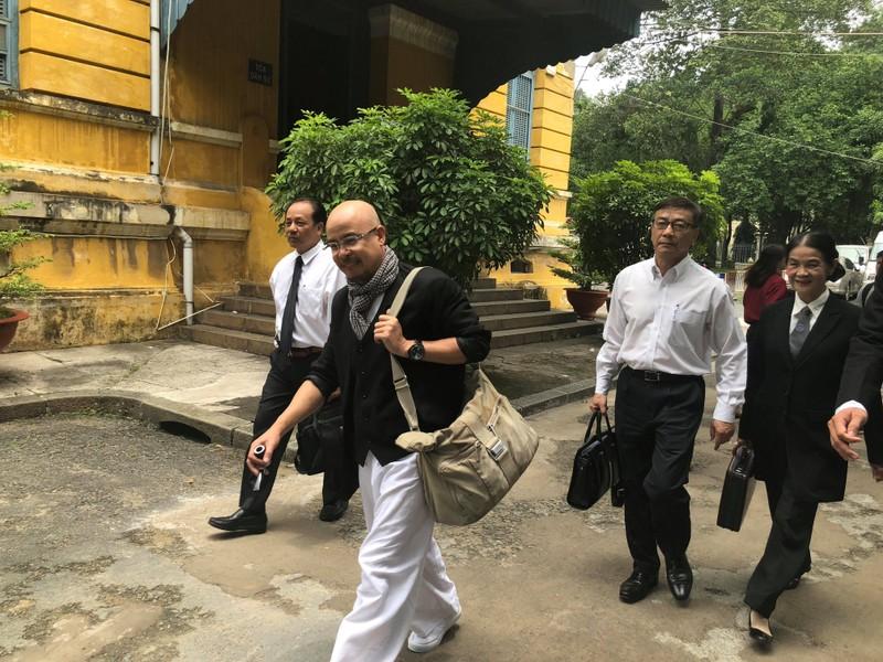 Ông Đặng Lê Nguyên Vũ khiếu nại clip tung trên mạng xã hội - ảnh 1