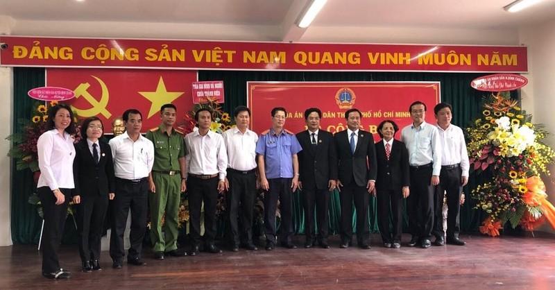 Nhân sự mới huyện Bình Chánh, TP.HCM - ảnh 2