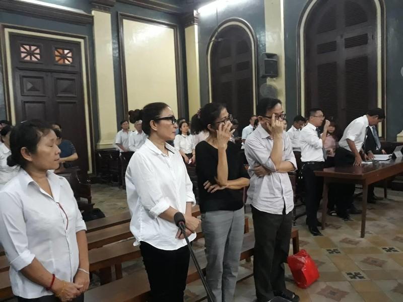 Tòa tuyên tiếp tục kê biên 'đất vàng' số 4-6 Hồ Tùng Mậu - ảnh 1