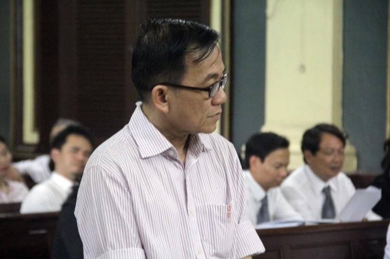 Tòa tuyên tiếp tục kê biên 'đất vàng' số 4-6 Hồ Tùng Mậu - ảnh 2
