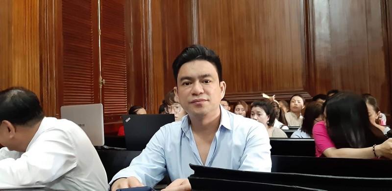 Đang xử vụ BS Chiêm Quốc Thái bị vợ cũ thuê người chém - ảnh 3