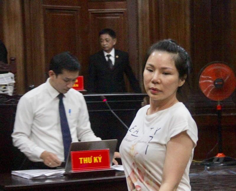 Bà Ngọc lý giải động cơ thuê người chém Chiêm Quốc Thái - ảnh 1