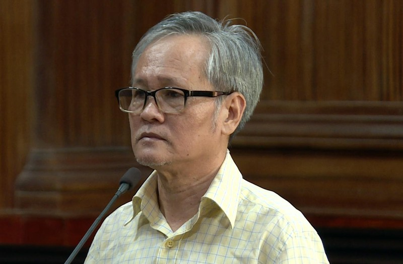 Công chứng viên bị tù vì tham gia tổ chức lật đổ chính quyền  - ảnh 1
