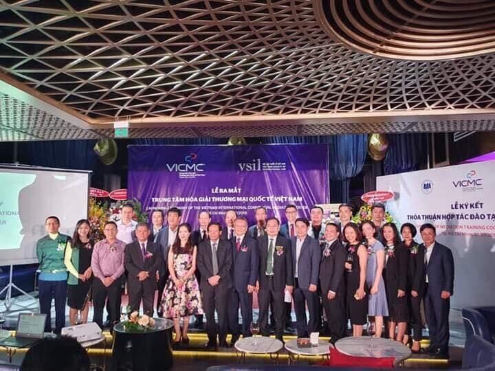 Ra mắt Trung tâm hoà giải thương mại quốc tế Việt Nam  - ảnh 1