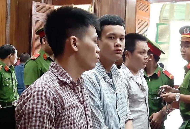 Ba thanh niên sát hại người đàn ông vì câu nói kỳ thị - ảnh 1