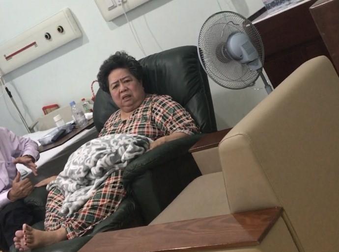 Đại gia nhiều bệnh Hứa Thị Phấn bị tòa gọi tên - ảnh 1