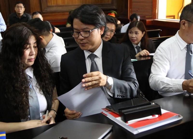 Tòa nói về việc 'giải mật' tài liệu vụ ông Nguyễn Hữu Tín - ảnh 2