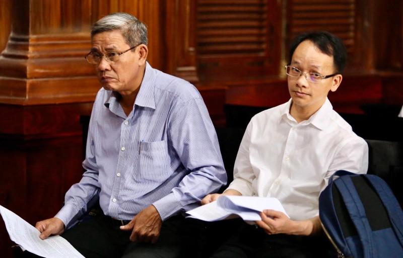Ông Nguyễn Hữu Tín: 'Bị cáo xin chấp nhận, không oan sai gì' - ảnh 2