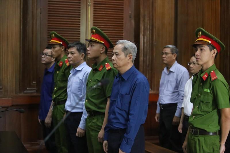 Ông Nguyễn Hữu Tín nhận trách nhiệm người lãnh đạo cao nhất - ảnh 1